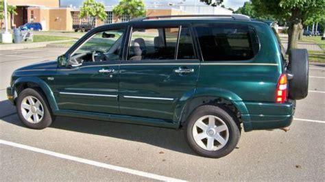 suzuki jeep 4 door find used 2001 suzuki grand vitara xl 7 plus sport utility