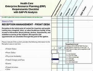 fit gap analysis template excel nxckn inspirational With fit gap analysis template xls