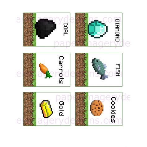 minecraft theme party decor   party decor