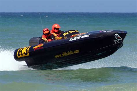 Boat Manufacturers Durban by Racing