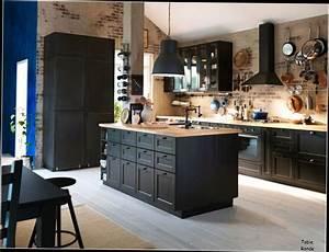 Table De Cuisine Ikea : table cuisine haute ikea comment bien choisir son ilot de cuisine cuisine pinterest ilot ~ Teatrodelosmanantiales.com Idées de Décoration