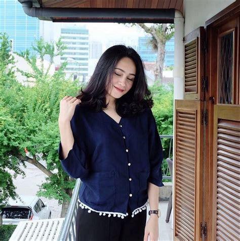 jual blouse atasan kondangan wanita cewek baju pakaian