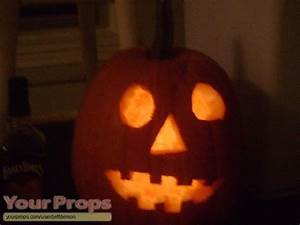 Halloween halloween pumpkin replica movie prop