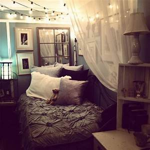 Cute bedroom ideas for small rooms home delightful for Cute room designs for small rooms