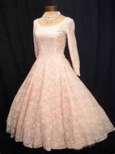 wedding dresses for 50 vintage 50 39 s wedding dresses wedding bells dresses