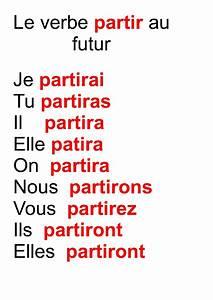 Partir Au Futur : conjugaison des verbes au futur exercices verbes au futur ~ Maxctalentgroup.com Avis de Voitures