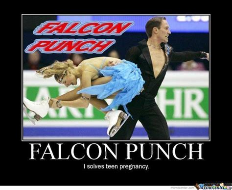 Punch Meme - falcon punch by chaoskyle24 meme center