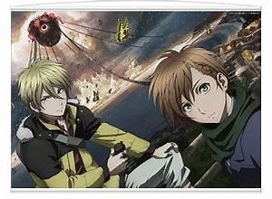 Zetsuen no Tempest - Wall Scroll: Mahiro & Yoshino ...