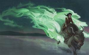 Spirit of the Northern Lights by Glass Seahorse on Storybird