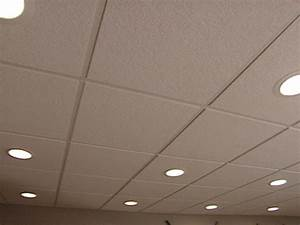 How to Install an Acoustic Drop Ceiling how-tos DIY