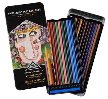 prismacolor premier colored pencil set   rex art