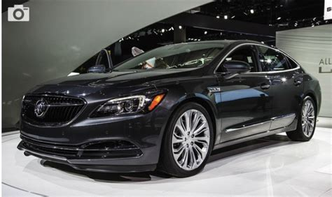 2019 Buick Lacrosse Interior, Pictures And Colors Engine