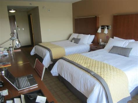 Wyndham Garden San Antonio Near La Cantera by Room 401 With Two Beds Picture Of Wyndham Garden
