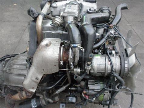 isuzu  jg ldr engines  gearboxes