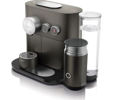 Machine Nespresso Magimix Buy Nespresso By Magimix Expert M500 Smart Coffee Machine With Aeroccino Arithrocite Grey