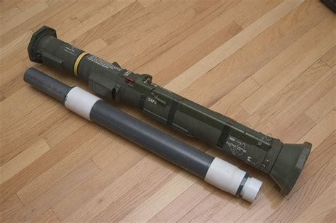 Airsoft AT4 Launcher