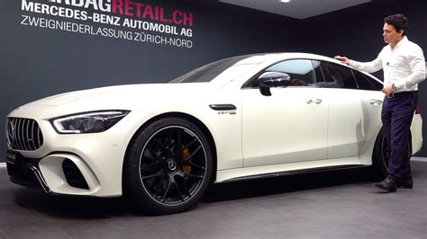 Gloss black trunk fender badges emblems for mercedes benz gt 63s amg v8 biturbo. 2021 Mercedes AMG GT 4 Door Coupe | GT63S FULL Review 4MATIC + Sound Exhaust Interior Exterior ...