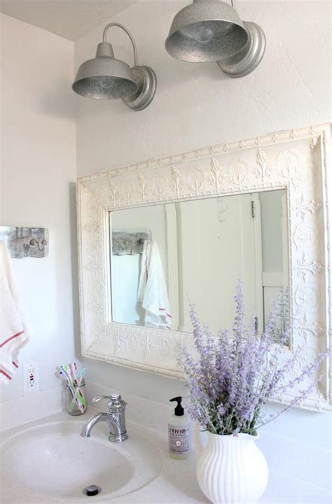 Farmhouse Bathroom Light Fixtures  Light Fixtures Design
