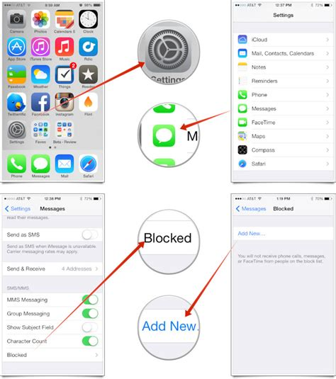 how do you block a number on iphone how to block phone calls facetime calls and messages on