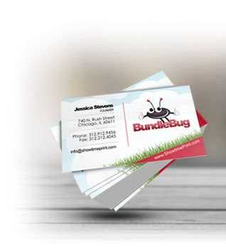 printing services print business cards cheap
