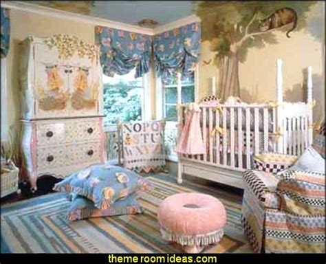 Alice In Wonderland Nursery Decor ~ TheNurseries