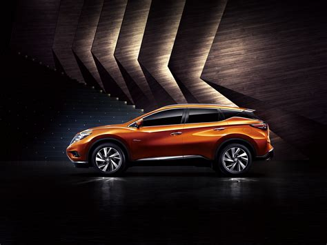 2018 Nissan Murano Hybrid Goes On Sale In The Usa Around
