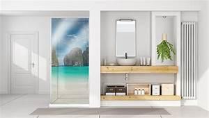 Duschrückwand Ohne Fliesen : glas bedruckt online bestellen glasbild selbst gestalten ~ Sanjose-hotels-ca.com Haus und Dekorationen