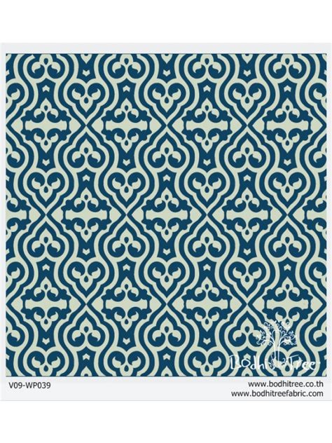 arabic patterns green color wallpaper  fabric
