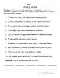 Parts of Speech Worksheets - Have Fun Teaching