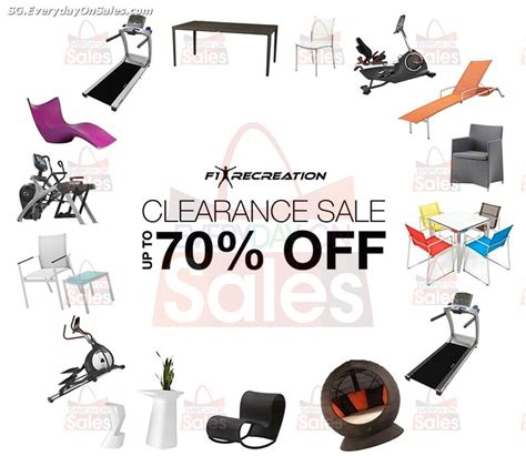 21 30 mar 2014 f1 recreation clearance sale event for