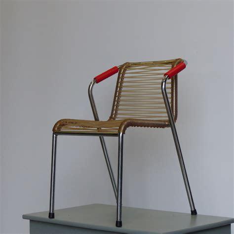 fauteuil scoubidou