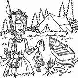 Camping Coloring Pages Printable Amelia Bedelia Sheets Scribblefun Scout Campsite Fun Riverside Whitesbelfast sketch template