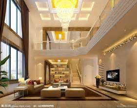 design a mansion 家装豪华别墅客厅设计图 室内设计 环境设计 设计图库 昵图网nipic com