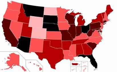 Republican State Delegate Rules Territory Svg Allocation