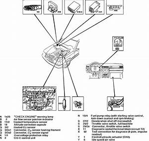 92 190e Hard Start Cold  Cold Start Injector Not Activated