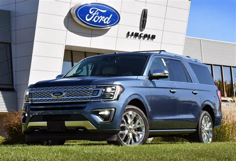 Ford Car : 2018 Ford Expedition Starts Production At Kentucky Truck