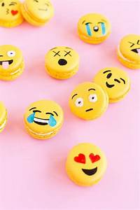 Awesome DIY Emoji Party Ideas