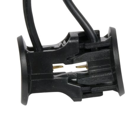 paradise gl22352 plastic clip wire connector for low