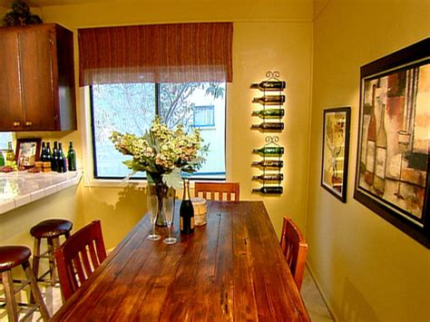 Winethemed Kitchen Pours On The Charm Hgtv