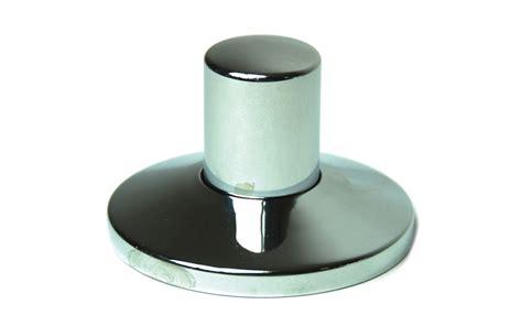 rubinetto d arresto cappuccio cromato con rosone per rubinetto d arresto