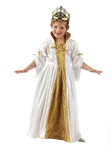 golden princess kids costume maskworldcom