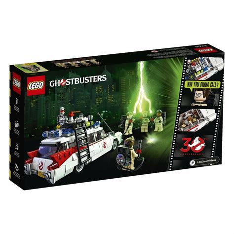 Lego Proton Pack by New Lego Ghostbusters Includes 4 Minifigures With Proton