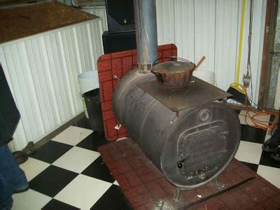 55 gallon drum fireplace need help ideas for building wodd stove ar15