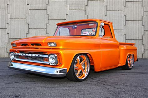 27 Great Classic Trucks From Street Rodder's Top 100