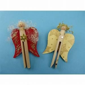 Basteln Weihnachten Kinder : bastelideen weihnachten kinder einen engel mit einer rundkopfklammer basteln die anleitung ~ Eleganceandgraceweddings.com Haus und Dekorationen