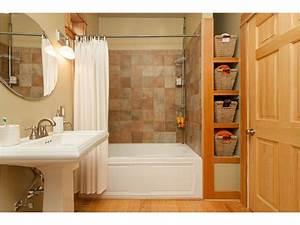 Small, Storage, Area, Idea, Bathroom