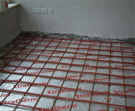 Does Underfloor Heating Work With Wooden Floors