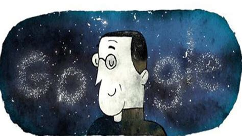 georges lemaitre google doodle celebrates  birth anniversary  astronomer  big bang