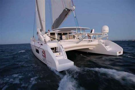 Best Cruising Catamaran Brands outremer 51 a sailing catamaran for speed and distance