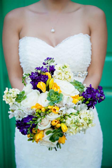 wedding theme purple and yellow yellow and purple wedding theme in redondo california